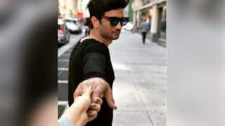 IIFA 2017: Sushant Singh Rajput Posts A 'Follow Me To' Picture With A Mystery Girl And We Know Who She Is!