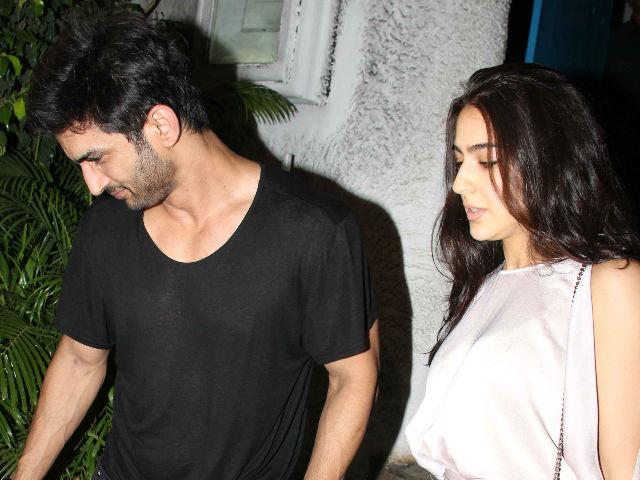 Why Neha Sharma's sister Aisha is not in Sushant Singh Rajput's film