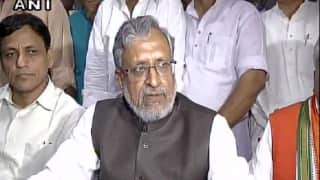 Bihar: Deputy Chief Minister Sushil Modi's Salary Delayed; Here's Why