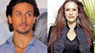 Tiger Shroff WILL NOT Step Out Without Five Bodyguards, Thanks To His Mom Ayesha Shroff!