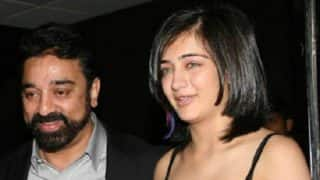 Kamal Haasan's reaction to Akshara Haasan's Conversion To A Buddhist Is What Unconditional Love Is All About