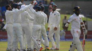 गॉल टेस्ट: भारत ने श्रीलंका पर कसा शिकंजा, कुल 498 रनों की बढ़त