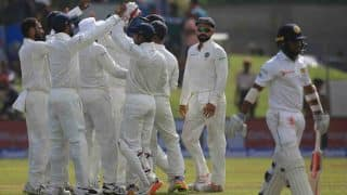 Galle Test: Clinical India Thrash Sri Lanka by 304 runs, Take 1-0 Lead