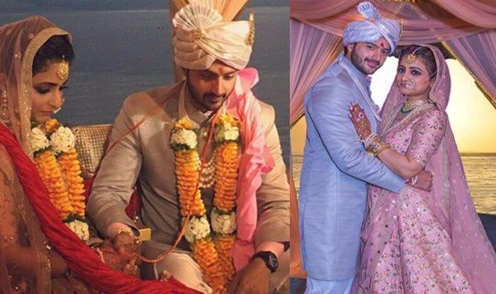 Actor Dhruv Bhandari ties the knot with choreographer ... Vaibhavi Merchant S Sibling Shruti Merchant