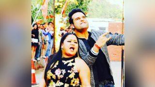 Krushna Abhishek Shocked With Bharti Singh Joining The Kapil Sharma Show!