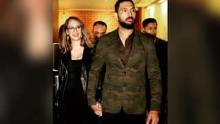 Hazel Keech Stalked Her Husband Yuvraj Singh And Here's What Happened Next - Watch Video