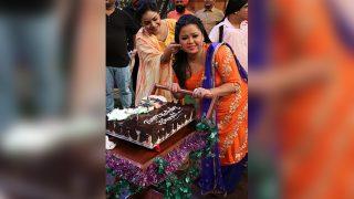 Bharti Singh celebrates her birthday on The Kapil Sharma Show - View Pics