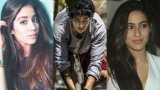 Jhanvi Kapoor, Ishaan Khattar,Sara Ali Khan: 5 Star Kids And Their Super-Interesting Debut Plans Will Leave You Excited!