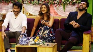 The Kapil Sharma Show: Arjun Kapoor, Ileana D'Cruz And Anil Kapoor Have A Crazy Riot