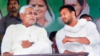 I Was 14-Year-Old, Didn't Even Have a Moustache Then, says Tejashwi Yadav on Corruption Charges