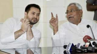 Nitish Kumar To Insist on Removal of Tejashwi Yadav Before Bihar Assembly Session: Report