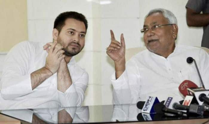 Nitish Kumar Meets Tejashwi Yadav Alone For First Time Since CBI Raids