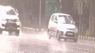 Monsoon 2017: Heavy Rains Lash Out in Central Delhi