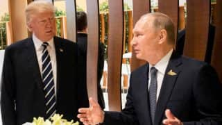 ट्रंप-पुतिन ने दूसरी बार की गुप्त बैठकः मीडिया रिपोर्ट्स