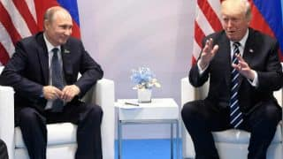 Relations With US Will Improve, Says Putin After Meeting Trump