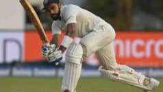 Here's How You Can Catch Day 4 Live Action From First Test Between India And Sri Lanka