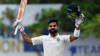Virat Kohli Joins Hashim Amla as The Fastest to 50 International Centuries
