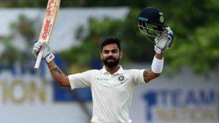 विराट कोहली ने गॉल टेस्ट में अपना 17वां शतक ठोकते हुए रचा इतिहास