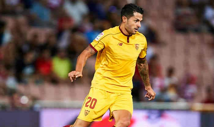 Atletico Madrid sign Sevilla's Vitolo, loan him to Las Palmas