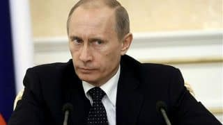 US to Cut 755 US Diplomatic Staff in Russia, Says Vladimir Putin