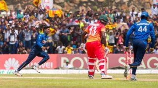 Sri Lanka's Wanidu Hasaranga Becomes Third Bowler to Take Hat-Trick on ODI Debut
