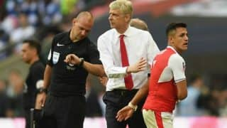 Alexis Sanchez Not Distracted by Other Clubs, Says Arsenal Coach Arsene Wenger