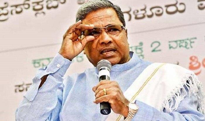 Karnataka Chief Minister Siddaramaiah (PTI)