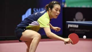Ultimate Table Tennis 2017 Free Live Streaming: Watch Dabang Smashers TTC vs Shazé Challengers LIVE UTT Match Online on HotStar