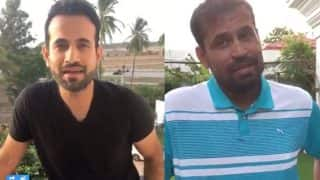 Indian Cricketers Irfan and Yusuf Pathan Crooning Bollywood Songs Will Make Your Day! Irfan Sings Humsafar Song For His Wife! (Watch Video)