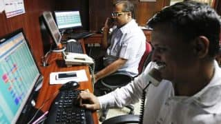 Sensex Closes 213 Points up at 31,497, Nifty Ends Above 9,800
