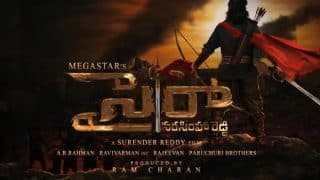 Sye Raa Narasimha Reddy First Look Motion Poster: SS Rajamouli Launches Chiranjeevi's 151th Film, And It's A Visual Treat