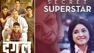 Aamir Khan Explains How Secret Superstar And Dangal Are Related