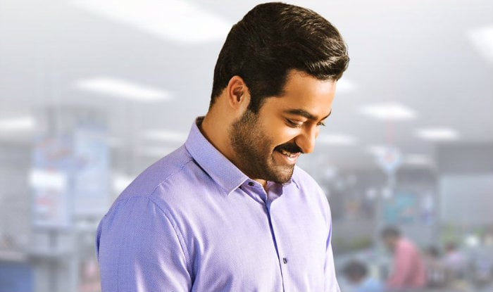 Jr.NTR's Lava poster is out