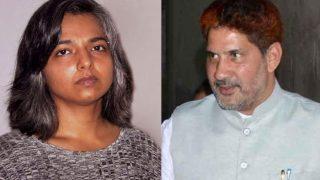 Varnika Kundu's Father Advises Haryana BJP Chief to Act Like 'a Father'