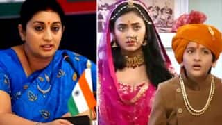 Smriti Irani Forwards Petition To BCCC Asking For a Ban On Pehredaar Piya Ki