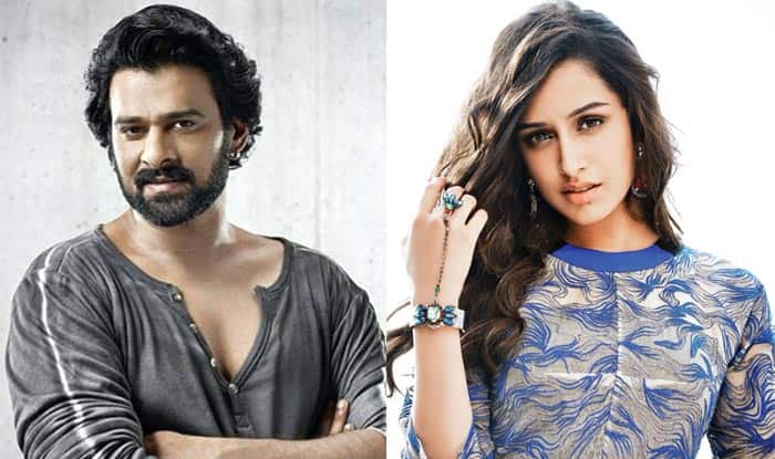 Prabhas Zeroes In Shraddha Kapoor For His Next Saaho