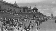 First Republic Day Photos: 70 साल पहले ऐसे मना था देश में गणतंत्र दिवस का पहला जश्न, देखें दुर्लभ तस्वीरें...