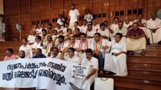 Opposition Boycotts Kerala Assembly Session, Demands Health Minister's Resignation