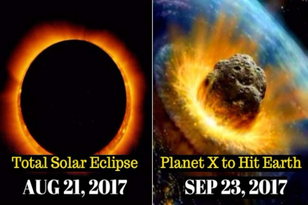 Is 21st August 2017 Solar Eclipse Indication of End of World