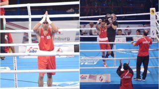 विश्व मुक्केबाजी चैम्पियनशिप: अमित, गौरव ने भारत को दिलाई विजयी शुरुआत