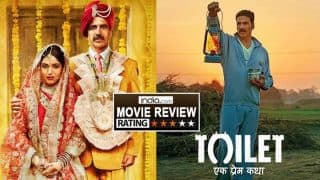Toilet: Ek Prem Katha Movie Review: Akshay Kumar, Bhumi Pednekar's film urges Indians to dump archaic beliefs and get their s**t together