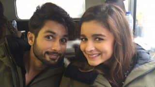 Alia Bhatt Took Up Udta Punjab Because Of Shahid Kapoor?