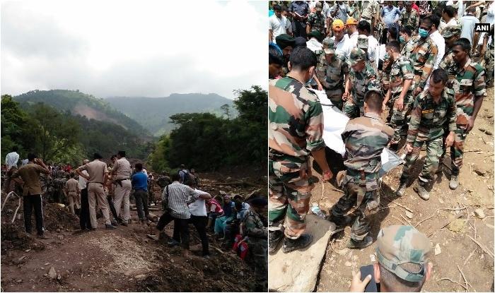 हिमाचल प्रदेश में भीषण भूस्खलन से 46 लोगों की मौत (फोटो साभार- एएनआई)