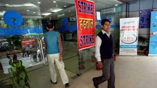 Bank Strike Today: Over 10 Lakh Employees go on Nation-wide Protest