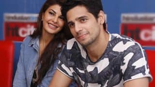 Sidharth Malhotra And Jacqueline Fernandez Have A Special Surprise For SRK, Alia, Katrina, Salman