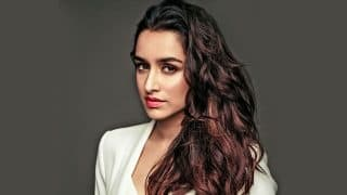 Shraddha Kapoor To Play A Double Role For The First Time In Prabhas' Saaho