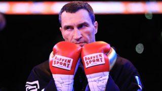 Wladimir Klitschko Retires From Boxing, no Rematch With Heavyweight Champion Anthony Joshua