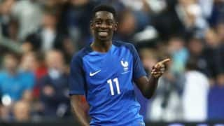 Ousmane Dembele Signs 5-Year Contract With Barcelona After $178-mn Transfer