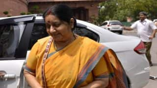 Sushma Swaraj Grants Visa to 7-year-old Pakistani Girl For Open Heart Surgery in India