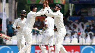 India vs Sri Lanka 2nd Test 2017: Team India Crush Sri Lanka by an Innings & 53 Runs, Win Series 2-0